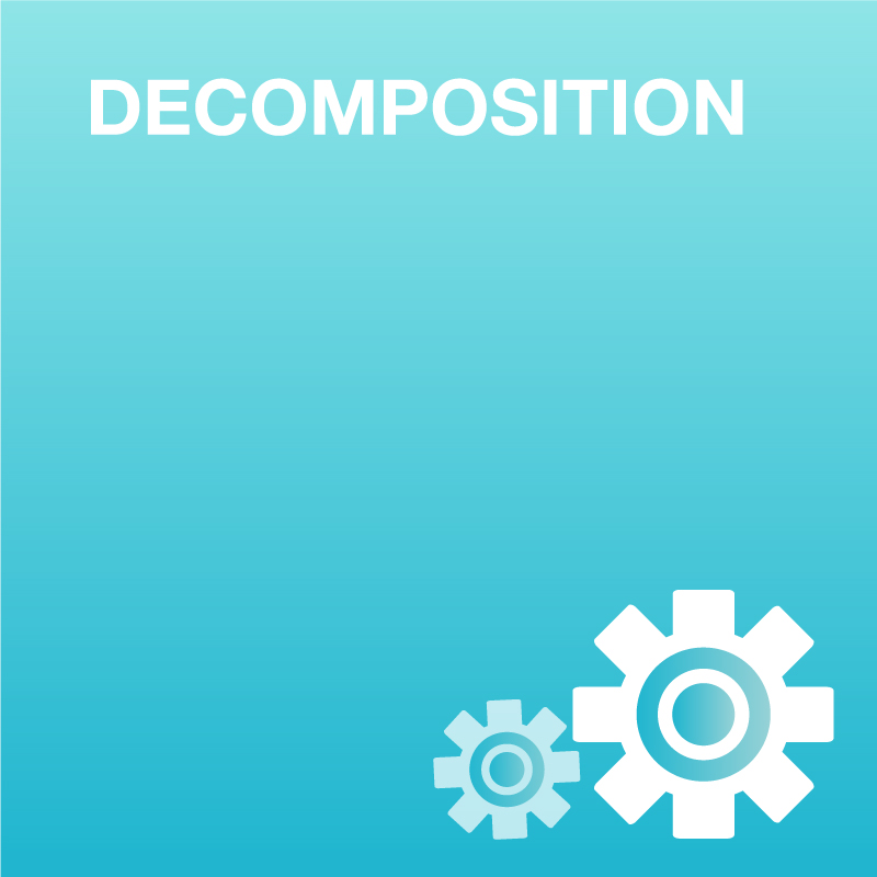 Data tool Decomposition
