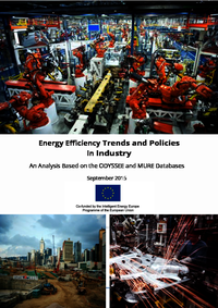 Energy Efficiency Trends and Policies in Industry